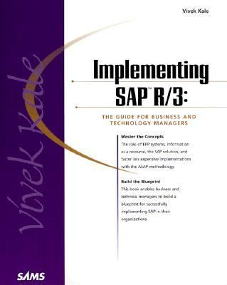 Implementing SAP R/3 The Guide for Business and Technology Managers  2000 9780672317767 Front Cover