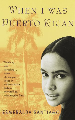 When I Was Puerto Rican   1993 edition cover