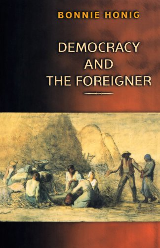 Democracy and the Foreigner   2003 edition cover