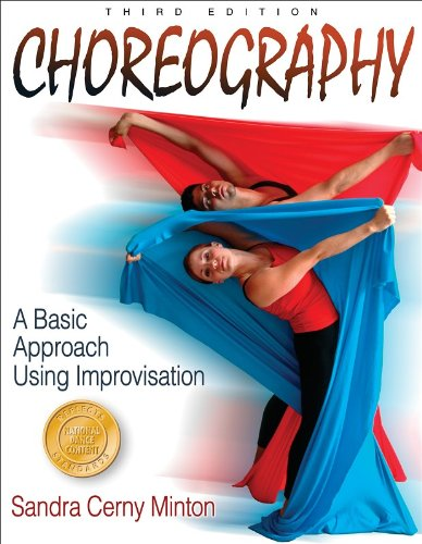 Choreography A Basic Approach Using Improvisation 3rd 2007 (Revised) edition cover