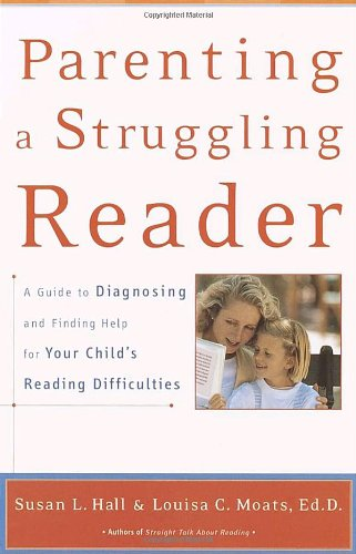 Parenting a Struggling Reader   2002 edition cover