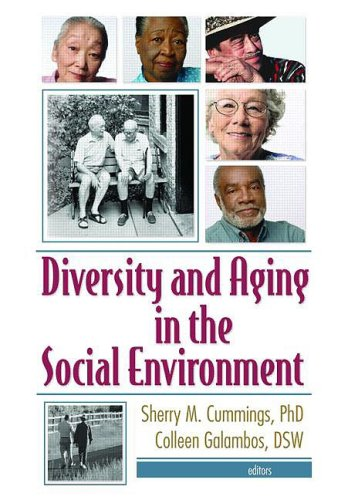 Diversity and Aging in the Social Environment   2005 edition cover