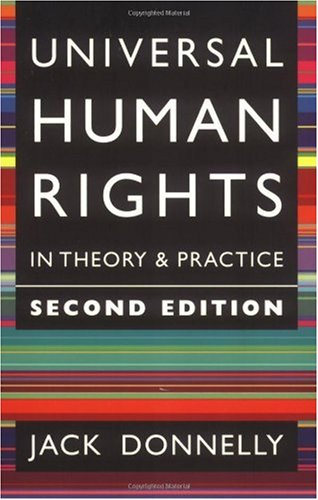 Universal Human Rights in Theory and Practice  2nd 2002 (Revised) edition cover