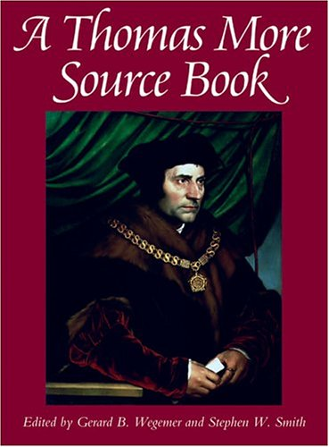 Thomas More Source Book   2004 edition cover