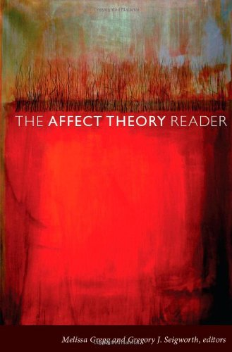 Affect Theory Reader   2010 edition cover