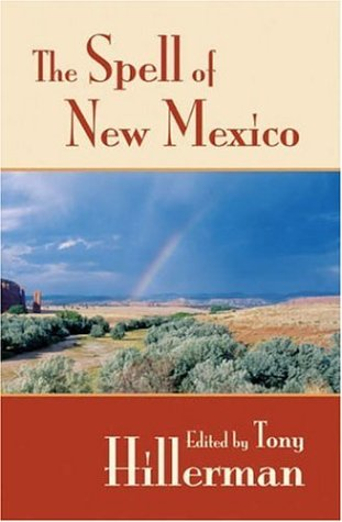 Spell of New Mexico   1984 edition cover