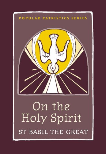 On the Holy Spirit   2010 9780881418767 Front Cover