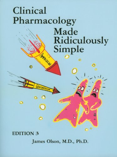 Clinical Pharmacology Made Ridiculously Simple 3rd 2006 edition cover