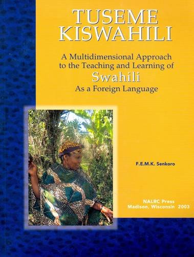 TUSEME KISWAHILI-W/CD 1st edition cover