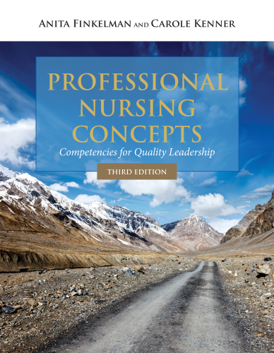 Professional Nursing Concepts  3rd 2016 9781284067767 Front Cover