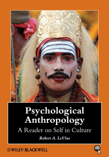Psychological Anthropology A Reader on Self in Culture  2010 edition cover