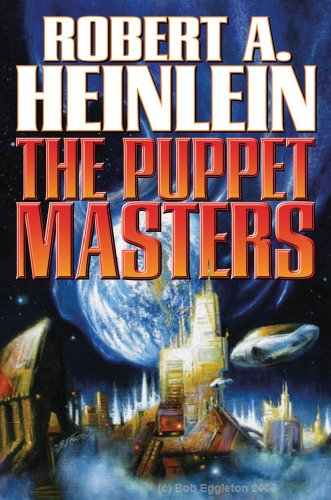 Puppet Masters   2010 edition cover