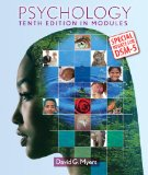 Psychology in Modules: With Updates on Dsm-5  2014 edition cover