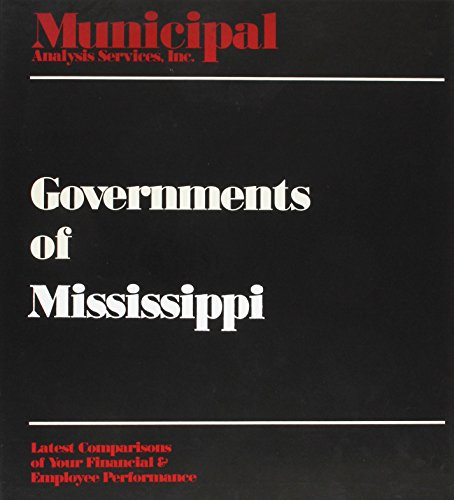 Governments of Mississippi 2005:  2005 edition cover