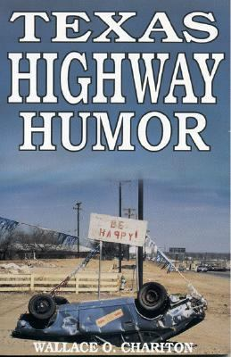 Texas Highway Humor  N/A 9781556221767 Front Cover