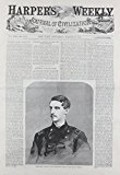 Harper's Weekly March 26 1864  N/A 9781557097767 Front Cover