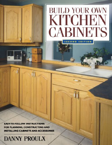 Build Your Own Kitchen Cabinets  2nd 2003 (Revised) 9781558706767 Front Cover
