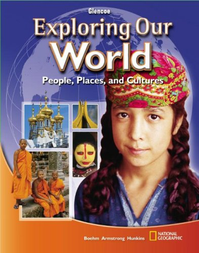 Exploring Our World  2nd 2008 (Student Manual, Study Guide, etc.) edition cover