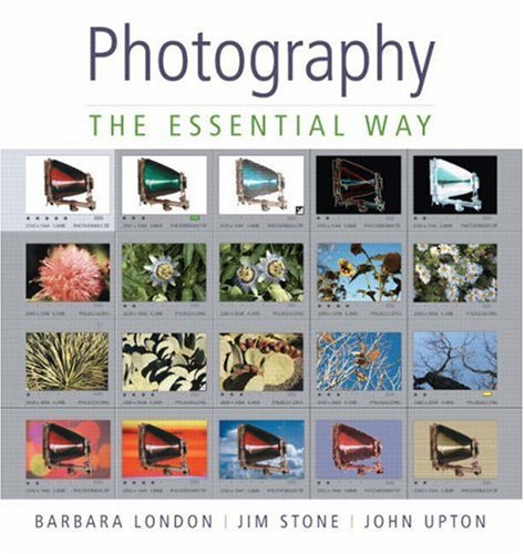 Photography The Essential Way  2008 edition cover