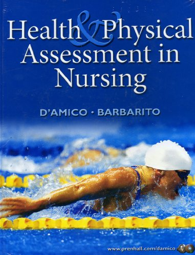 HEALTH+PHYSICAL ASSESS...-W/CD N/A 9780137062768 Front Cover