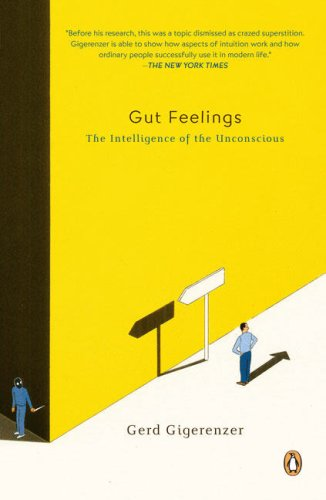 Gut Feelings The Intelligence of the Unconscious  2008 edition cover