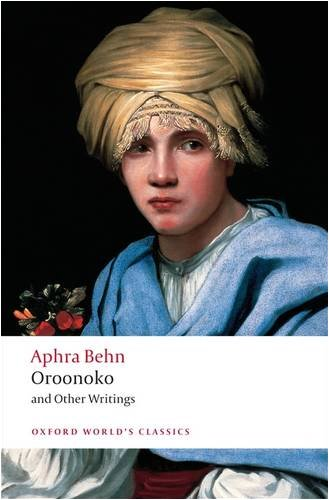 Oroonoko and Other Writings   2009 edition cover
