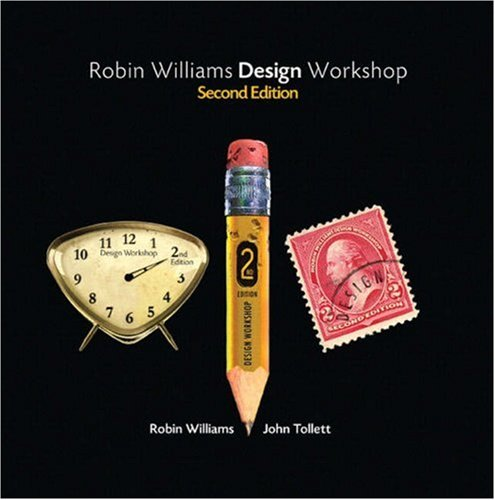 Robin Williams Design Workshop  2nd 2007 (Revised) edition cover