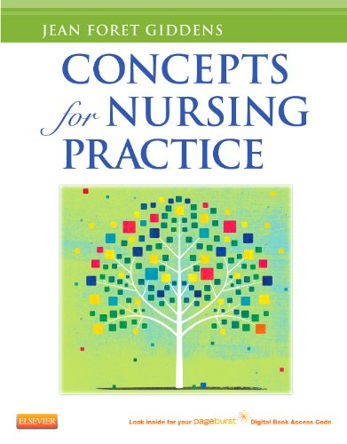 Concepts for Nursing Practice (with Pageburst Digital Book Access on VST)   2013 edition cover