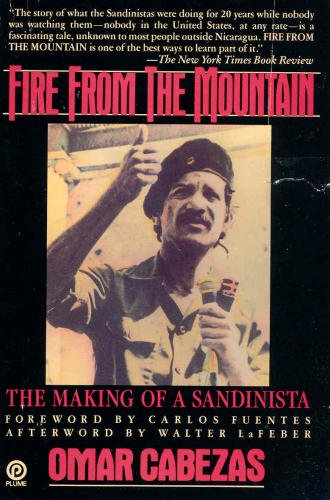 Fire from the Mountain The Making of a Sandinista N/A edition cover