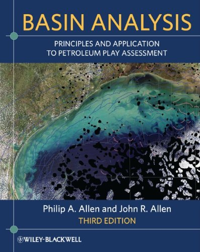 Basin Analysis Principles and Application to Petroleum Play Assessment 3rd 2013 edition cover