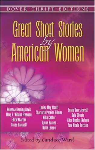 Great Short Stories by American Women   1996 (Unabridged) edition cover