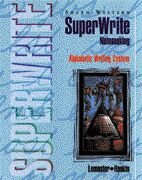 SuperWrite Notemaking and Study Skills 2nd 1996 (Revised) 9780538632768 Front Cover