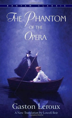 Phantom of the Opera  N/A 9780553213768 Front Cover