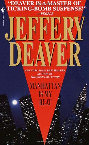 Manhattan Is My Beat   2000 9780553581768 Front Cover