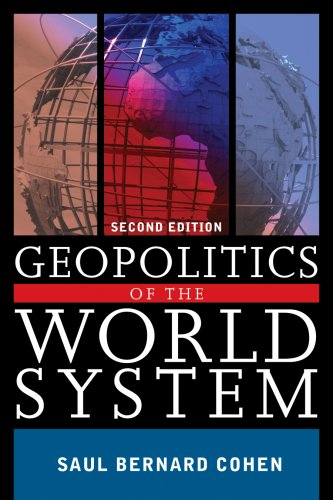 Geopolitics The Geography of International Relations 2nd 2008 edition cover