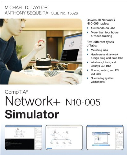 Comptia Netwrk+ N10-   2013 edition cover