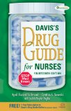 Davis's Drug Guide for Nurses:   2014 edition cover
