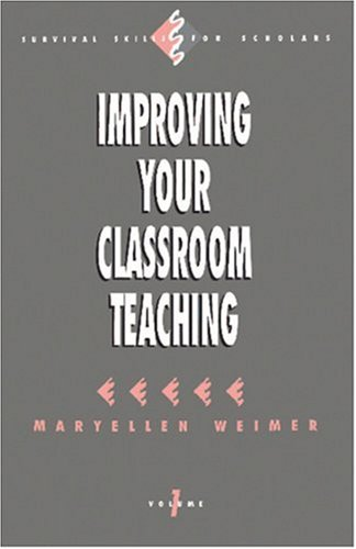 Improving Your Classroom Teaching   1993 edition cover