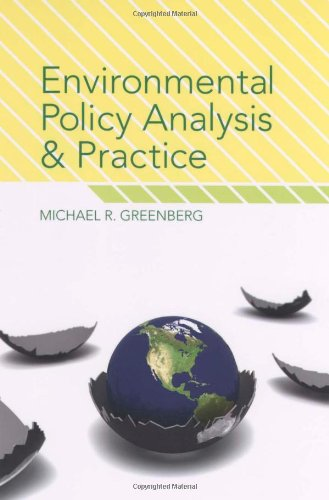 Environmental Policy Analysis and Practice   2008 edition cover