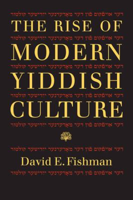 Rise of Modern Yiddish Culture  N/A edition cover