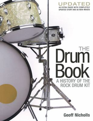 Drum Book A History of the Rock Drum Kit N/A 9780879304768 Front Cover