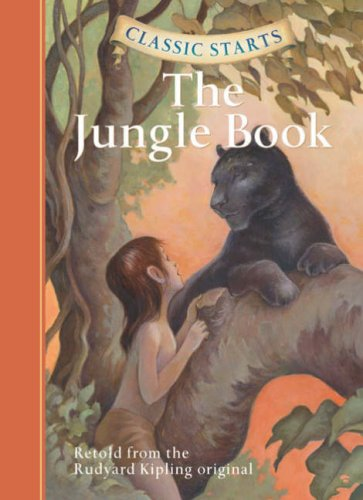 Jungle Book   2008 9781402745768 Front Cover
