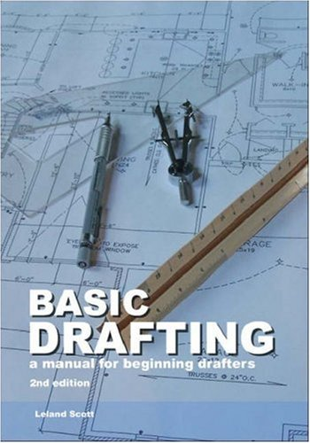 Basic Drafting : A Manual for Beginning Drafters  2006 edition cover