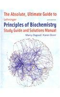 Absolute Ultimate Guide for Lehninger Principles of Biochemistry  6th 2013 (Revised) edition cover