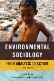 Environmental Sociology From Analysis to Action 3rd 2013 edition cover