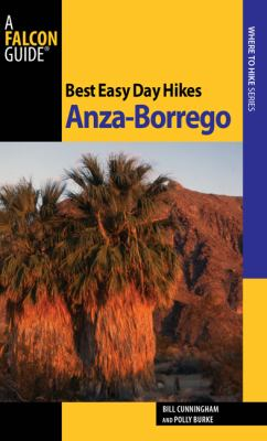 Best Easy Day Hikes Anza-Borrego  N/A 9781560449768 Front Cover