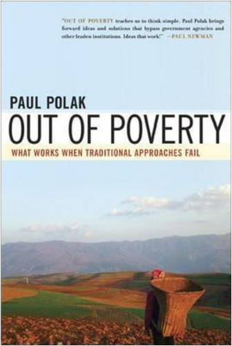 Out of Poverty What Works When Traditional Approaches Fail  2009 edition cover