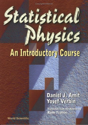 Statistical Physics An Introductory Course  1999 edition cover