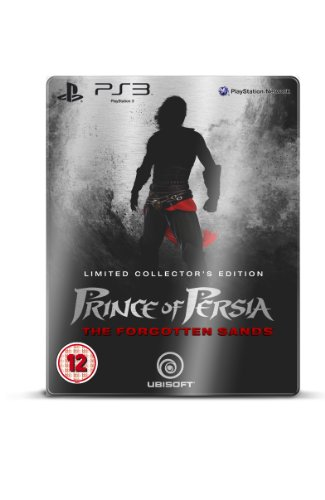 Prince of Persia : The Forgotten Sands - Collectors Edition (PS3) PlayStation 3 artwork