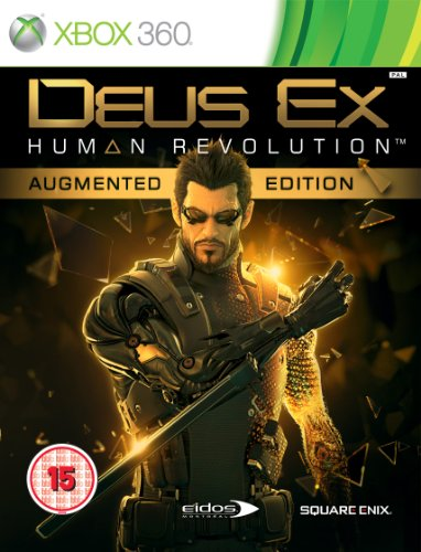 Deus Ex: Human Revolution - Augmented Edition (Xbox 360) by Square Enix Xbox 360 artwork